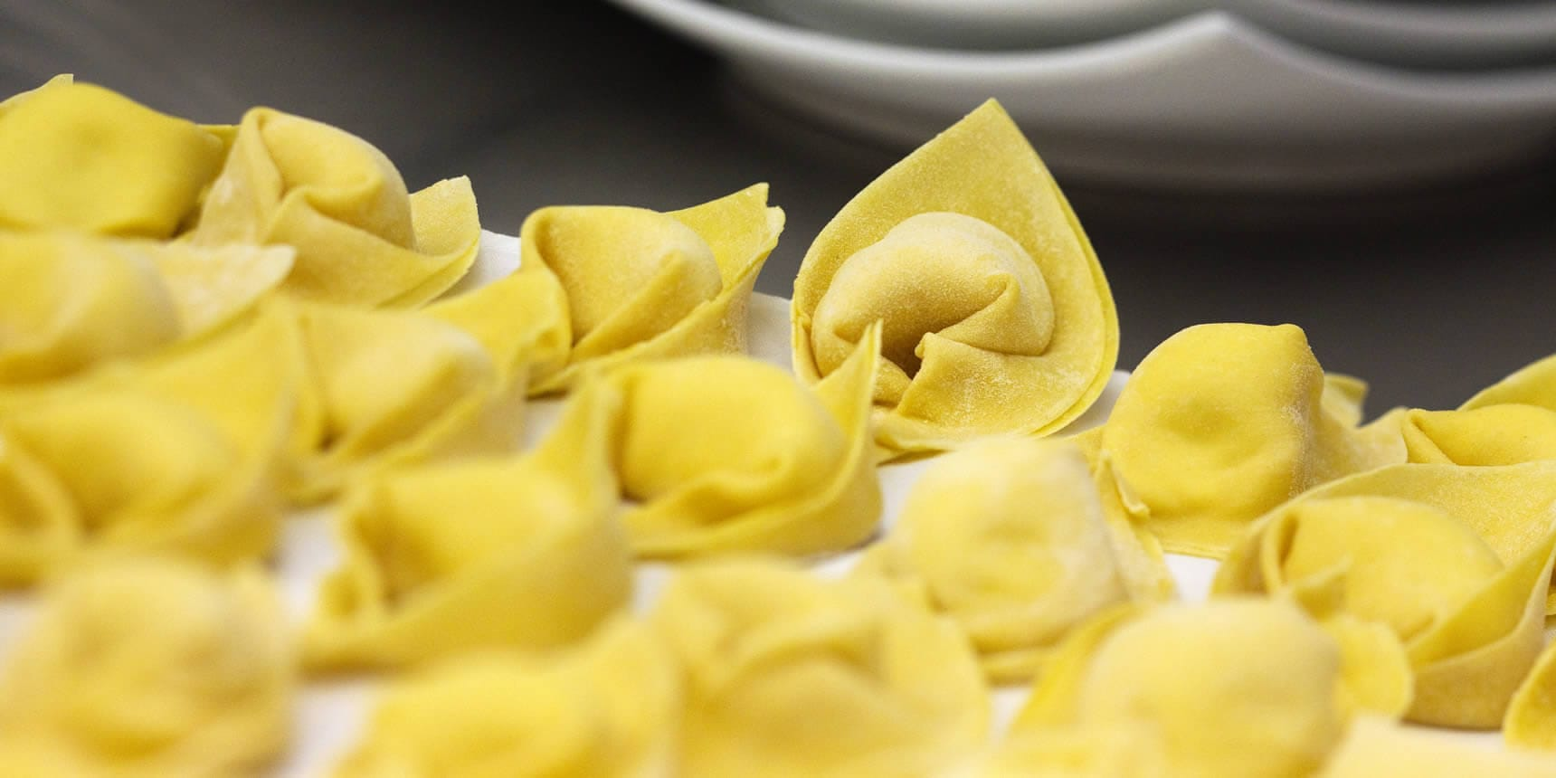 Homemade Tortellini