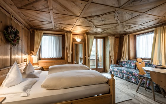 Rooms and Suite in Val Badia