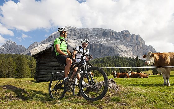 Bike friendly Hotel Alta Badia