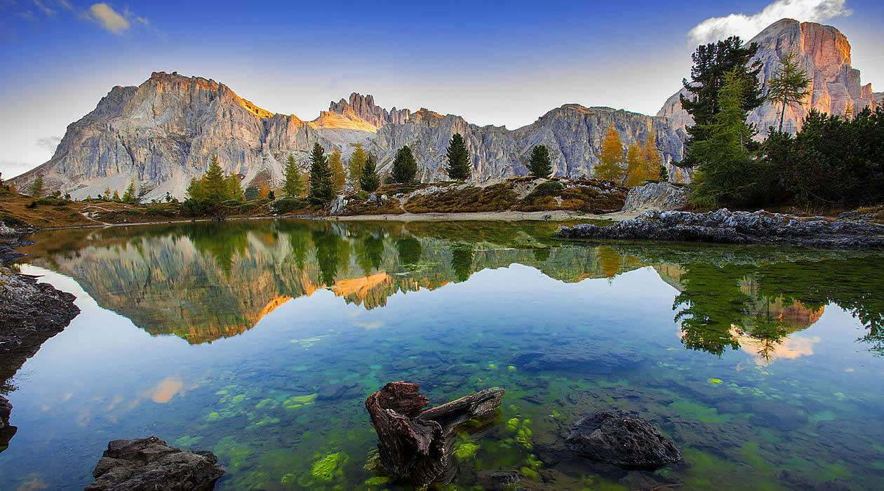 Holidays in the Dolomites of South Tyrol